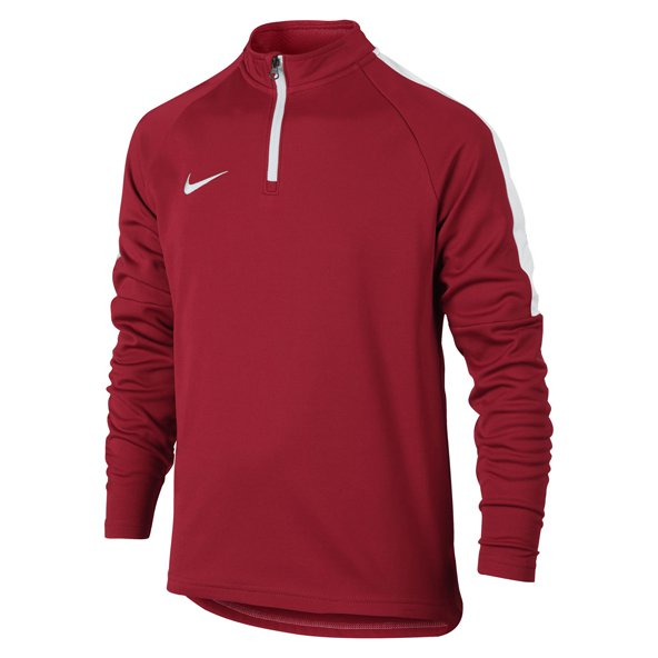 Nike Dry Academy Boys' Drill Top, Red