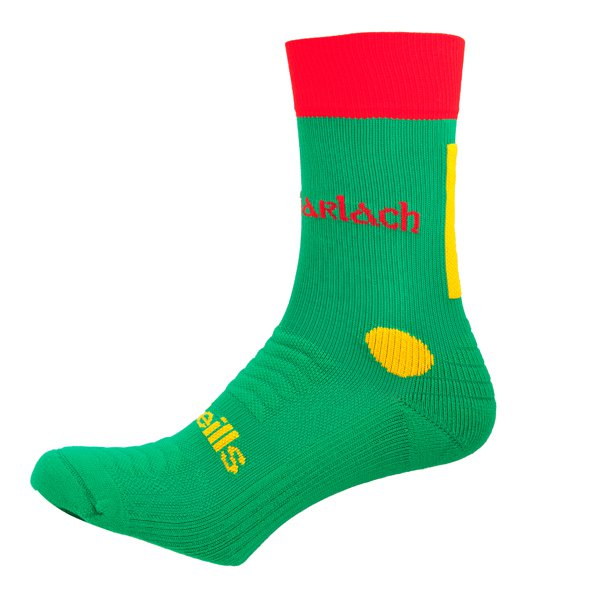 O'Neills Carlow Home Socks 17 Green/Red