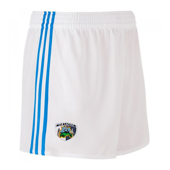 O'Neills Laois Home 17 Short White