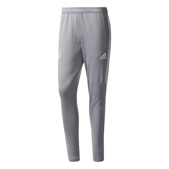 adidas Man Utd 17 Training Pant Grey