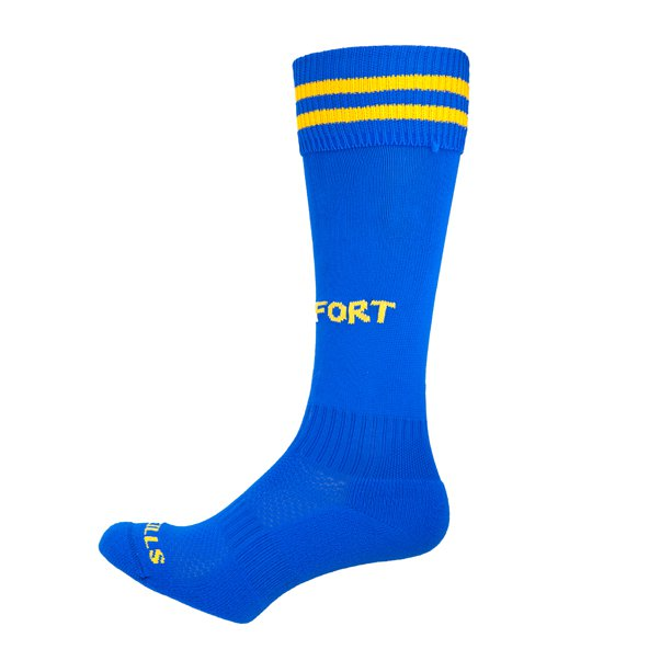 O'Neills Longford Home 17 Socks Blue