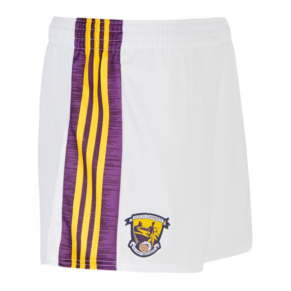 O'Neills Wexford Home 17 Shorts Wht/Purp