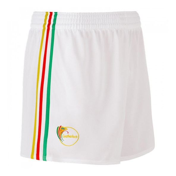 O'Neills Carlow Kids Hm Shorts 17 Wht/Rd