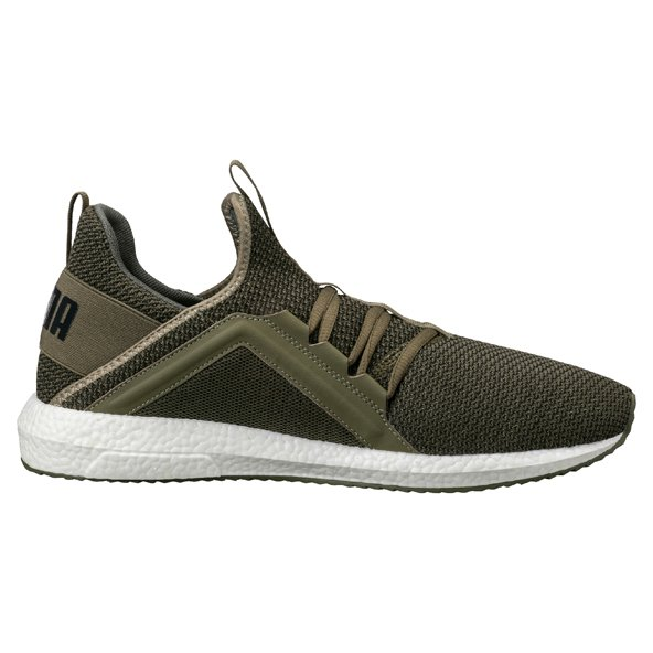 Puma Mega NRGY Men's Knit Trainer, Green