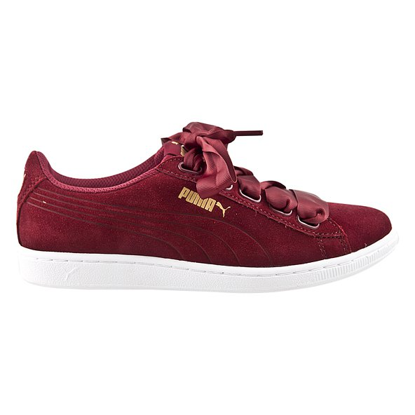 Puma Vikky Ribbon Women's Trainer, Red