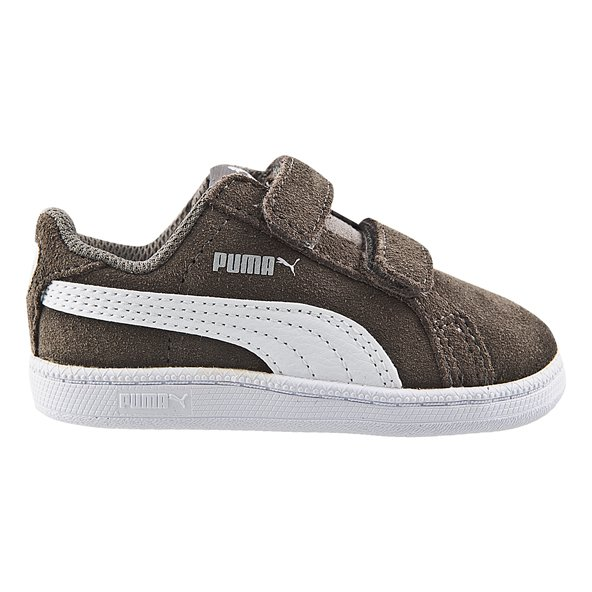 Puma Smash FUN SD Infant Boys' Trainer, Grey