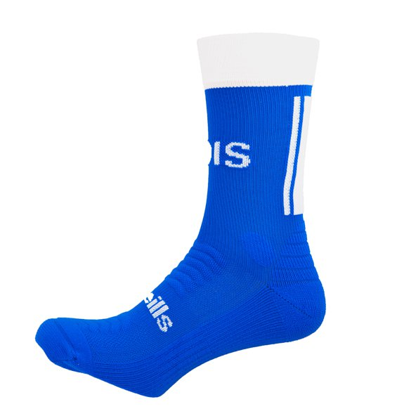 O'Neills Laois Hm 17 Kid Midi Socks Blue