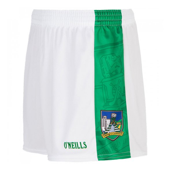O'Neills Limerick Kid Home 17 Shorts Wht