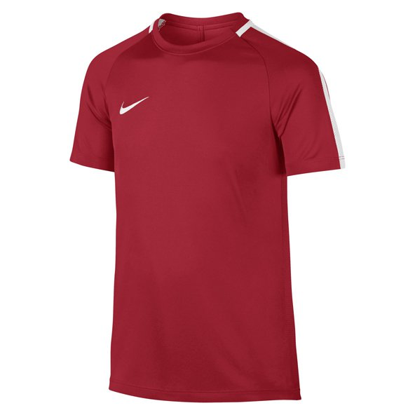 Nike Academy Boys' Football T-Shirt, Red