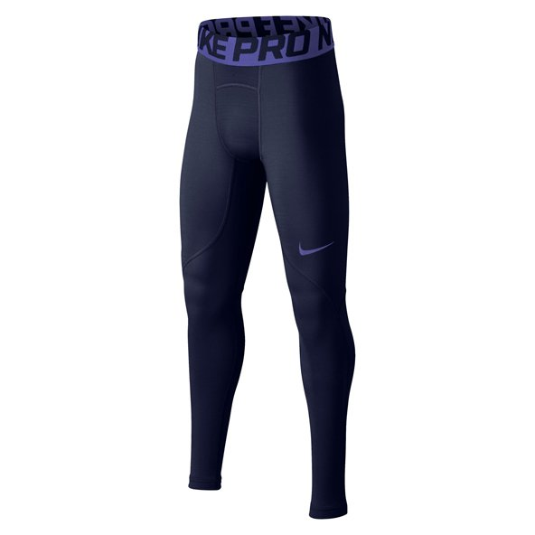Nike Pro Wvn Boys Tight Blue/Violet