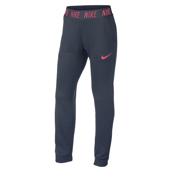 Nike Dry Core Studio Girls' Pant, Blue