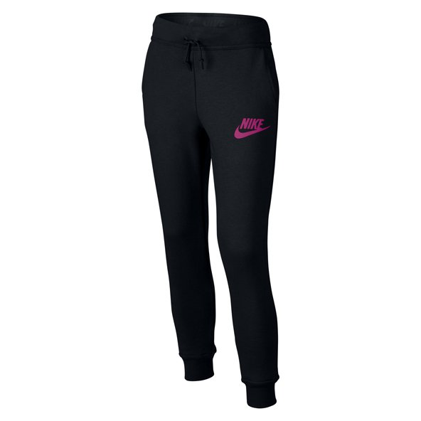 Nike Swoosh Modern Girls' Pant, Black