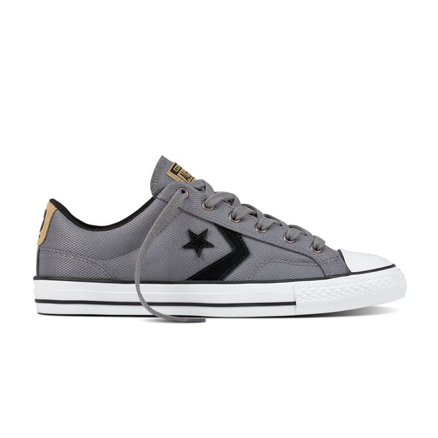 Converse Star Player Ox Men's Trainer, Grey