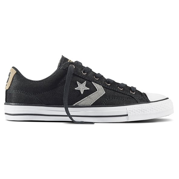 Converse Star Player Ox Men's Trainer, Black