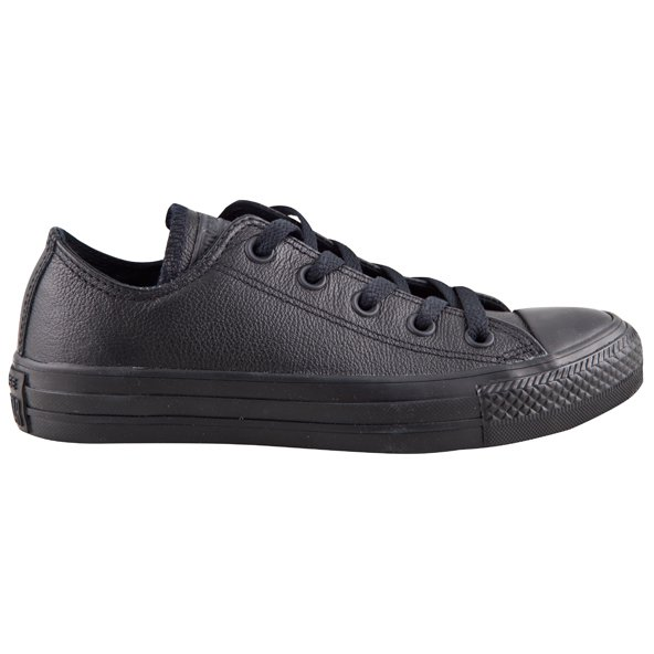 Converse Chuck Taylor All Star Leather Trainer, Black