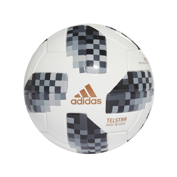 adidas World Cup 18 Mini Ball White