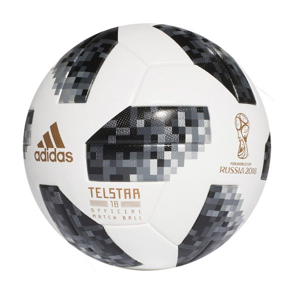 adidas World Cup 2018 Official Match Ball, White