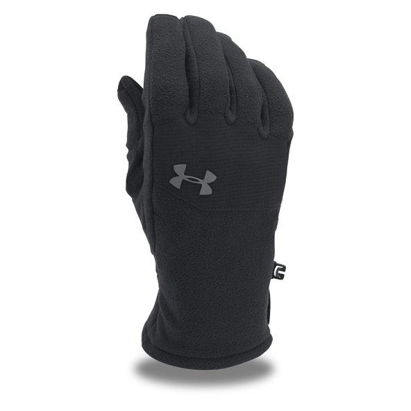 UA Survivor Fleece Glove 2.0 Black