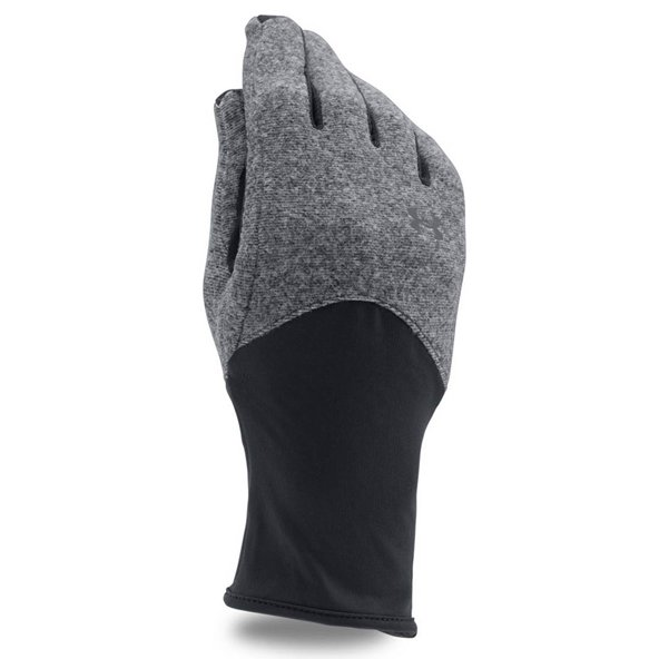 UA Survivor Fleece Wmns Glove Black