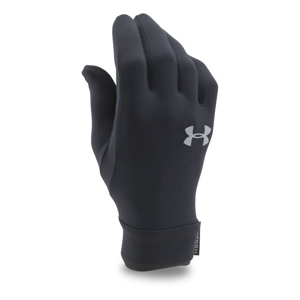 UA Armour Liner Kids Glove Black