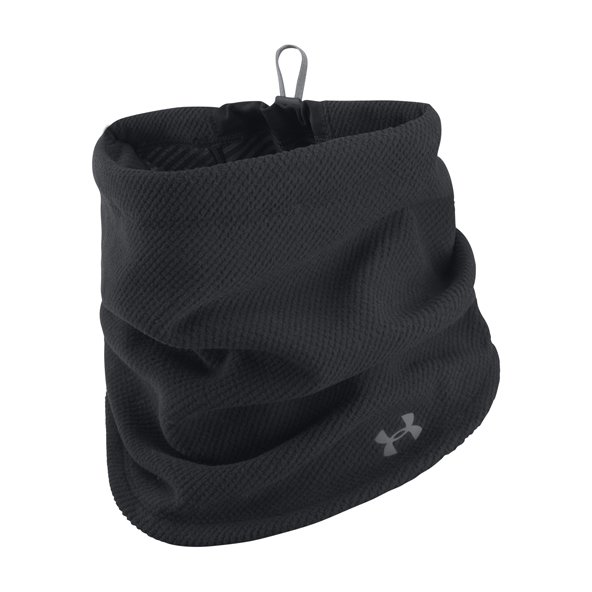 UA CGI Fleece Wmns Gaiter Black