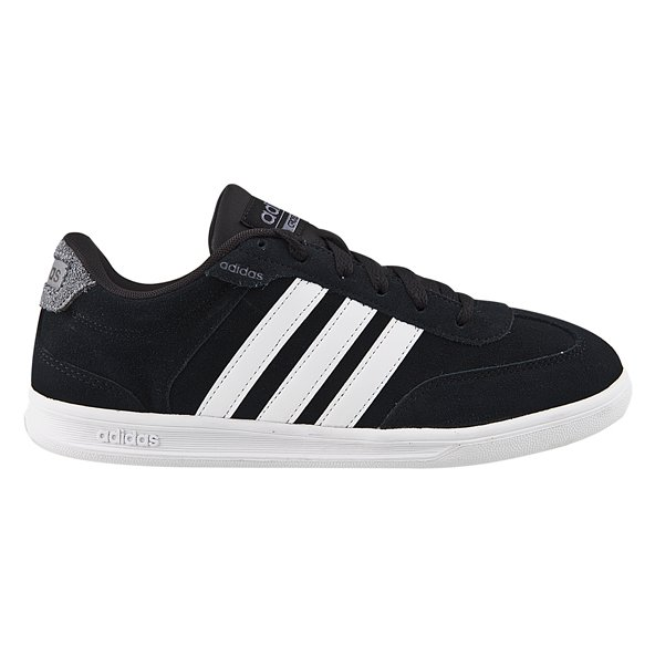 adidas Cross Court Men's Trainer, Black