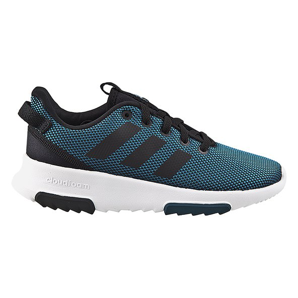 adidas Cloudfoam Racer TR Boys' Trainer, Green