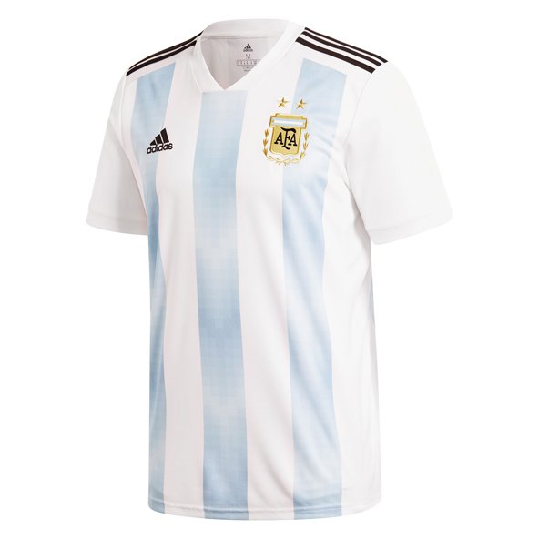adidas Argentina Home 2018 Jersey, Blue