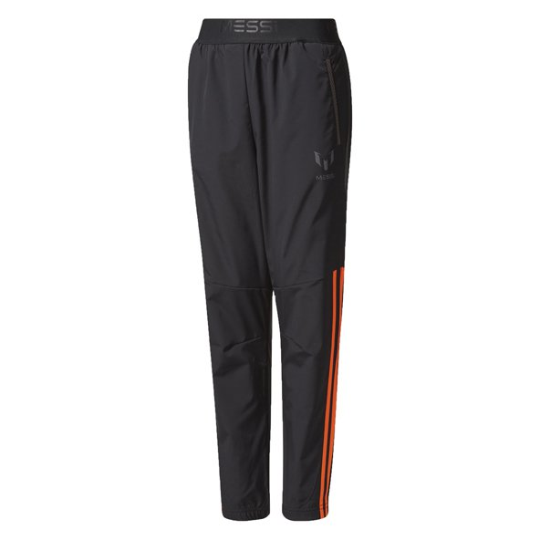 adidas Messi WV Trio Boy Pant Black/Org