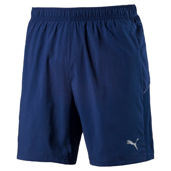 "Puma Core-Run 7"" Men's Short, Navy"