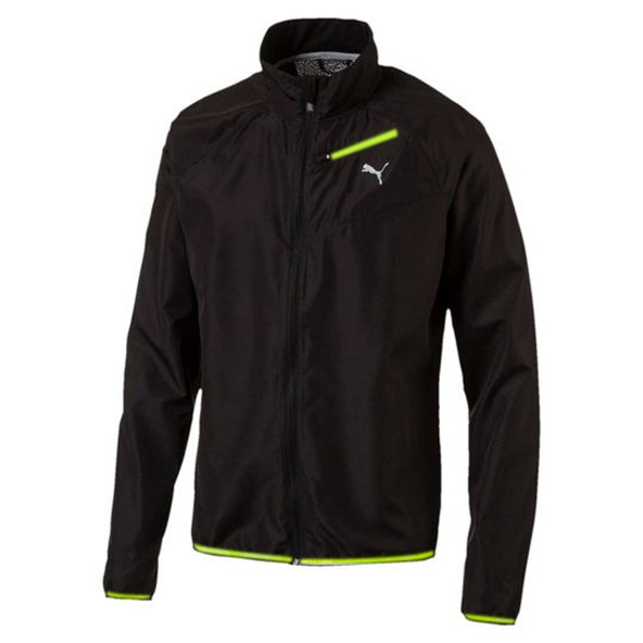 Puma Bolt Core-Run Men's Wind Jacket, Black