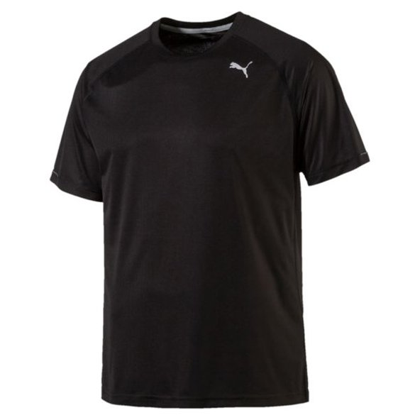 Puma Bolt Core-Run Men's T-Shirt, Black