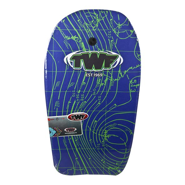 TWF EPS Bodyboard Multi 33""