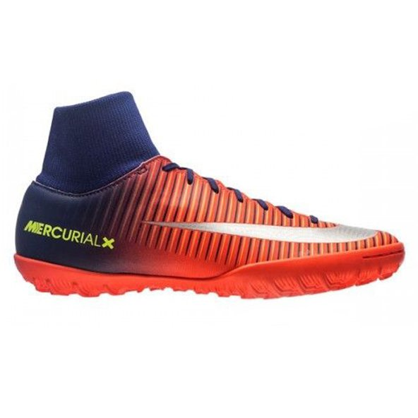 Nike MercurialX Victory 6 DF Kids' Astro Boot, Blue