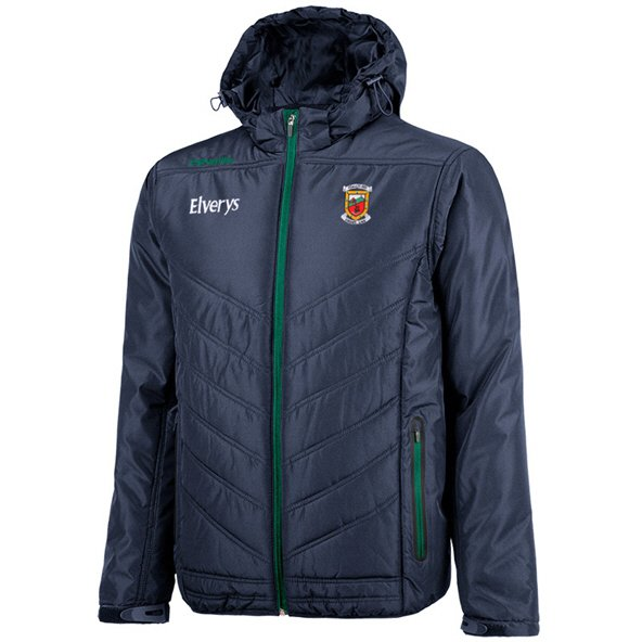 O'Neills Mayo Slaney Men's Padded Jacket, Navy