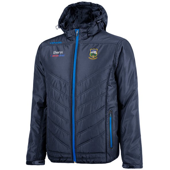 O'Neills Tipperary Slaney Men's Padded Jacket, Navy