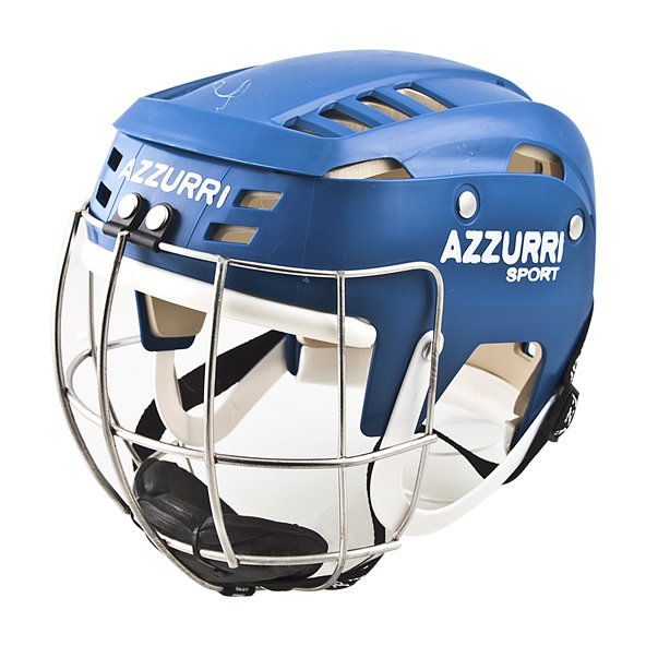 Azzurri Hurling Helmet Royal