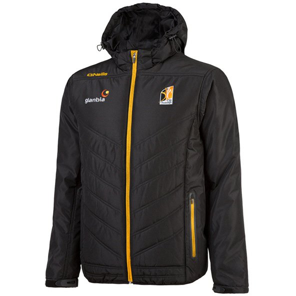 O'Neills Kilkenny Slaney Men's Padded Jacket, Black