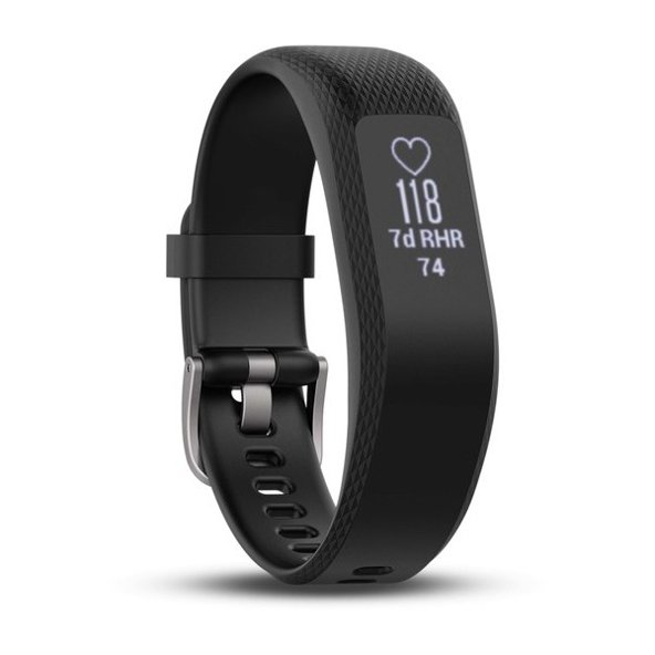 Garmin Vivosmart 3 Black, Regular
