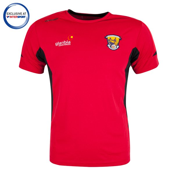 O'Neills Wexford Kids Tee Red/Black