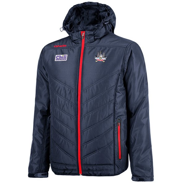 O'Neills Cork Slaney Men's Padded Jacket, Navy