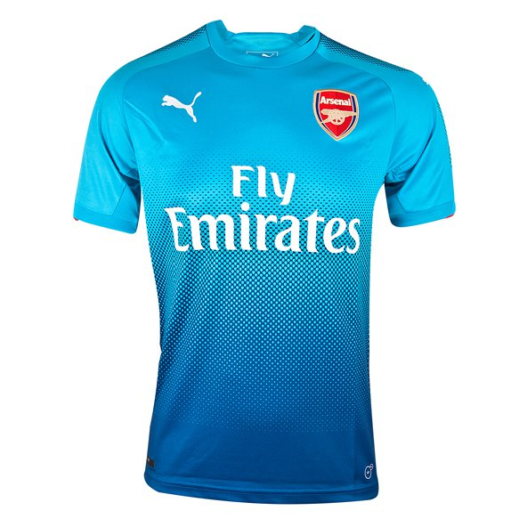 Puma Arsenal Away 17 Kids Jersey Blue