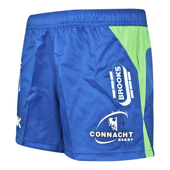BLK Connacht 17 Euro Kids Short Blue
