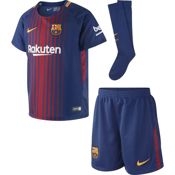 Nike FCB Hm 17 Kid Kit Sponsored Blu/R