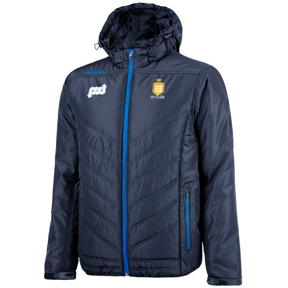 O'Neills Clare Slaney Men's Padded Jacket, Navy