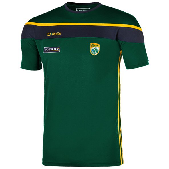 O'Neills Kerry Slaney Kids' T-Shirt, Green