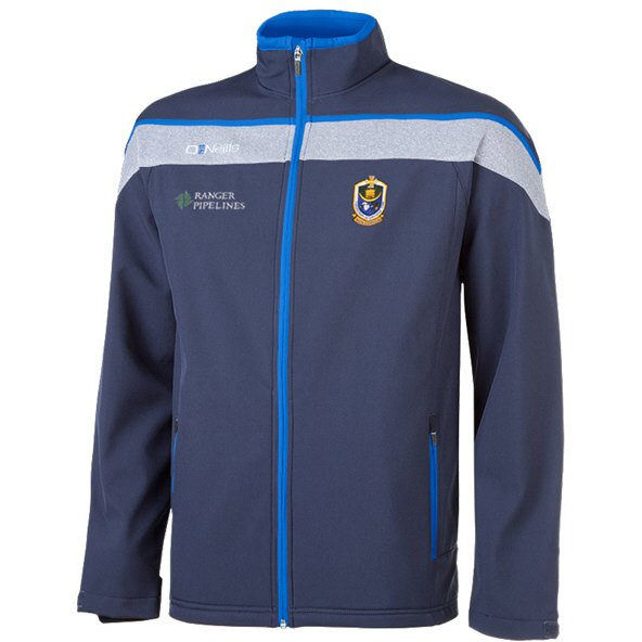 O'Neills Roscommon Slaney Men's SoftShell Jacket, Navy