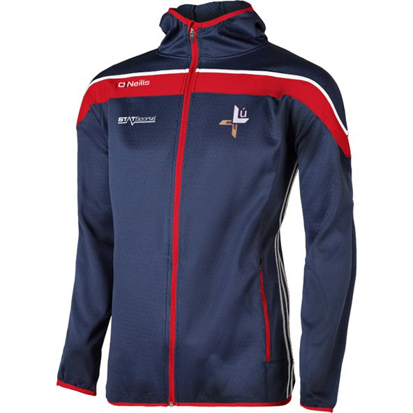 O'Neills Louth Slaney Kids' Embossed Jacket, Navy