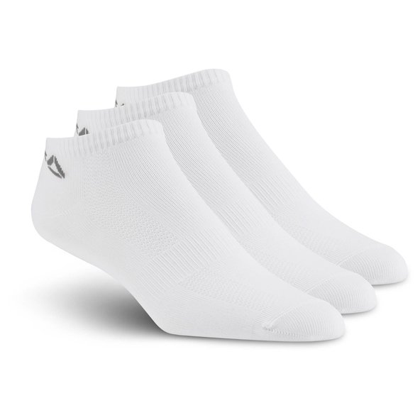 Reebok One Series 3-Pack Women's Ankle Sock, White