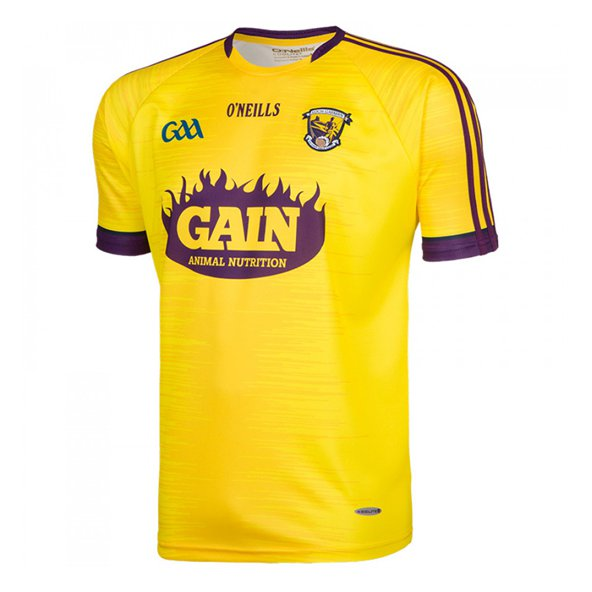 O'Neills Wexford Away 17 Jersey Yell
